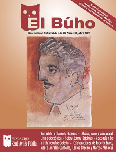 Revista Universo de El Búho, Fundación René Avilés Fabila, México